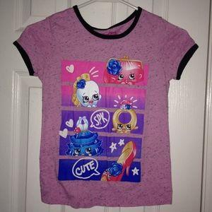 Shopkins Shirts & Tops - Children's shopkins tee